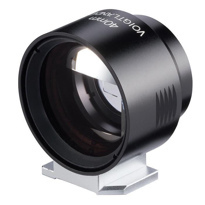 《新品アクセサリー》 Voigtlander (フォクトレンダー) 40mm Viewfinder M【KK9N0D18P】