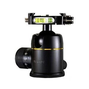 【あす楽】《新品アクセサリー》 photoclam(フォトクラム) 34mm プレミアム ボールヘッド雲台 Pro Gold I Easy QR ブラック【KK9N0D18P】
