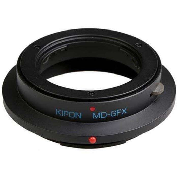 《新品》 KIPON (キポン) マウントアダプター ミノルタMDレンズ/フジフイルムGFXボディ用【KK9N0D18P】
