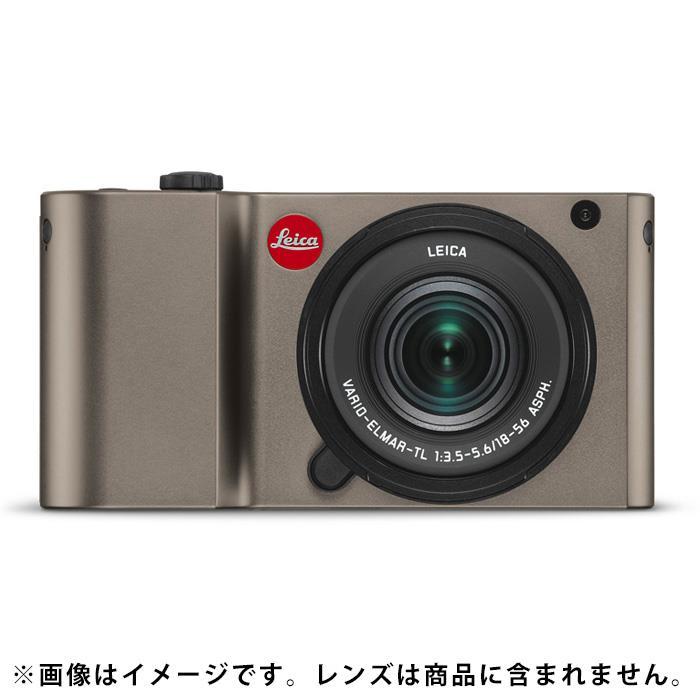 【あす楽】《新品》 Leica(ライカ) TL チタン[ デジタル一眼カメラ | デジタルカメラ ]【下取交換なら¥10,000-引き】【KK9N0D18P】【オリジナル保護ガラスプレゼント】