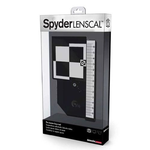 《新品アクセサリー》 Datacolor (データカラー) SpyderLensCal【KK9N0D18P】