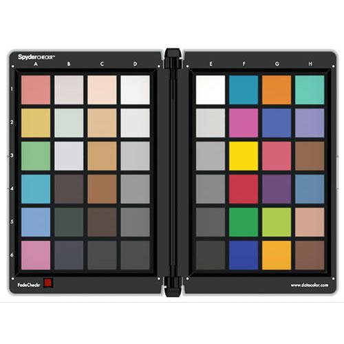 《新品アクセサリー》 Datacolor (データカラー) SpyderChecker〔メーカー取寄品〕【KK9N0D18P】