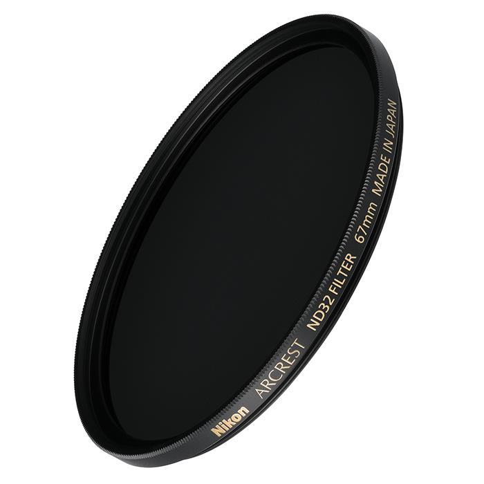 《新品アクセサリー》 Nikon (ニコン) ARCREST ND32 FILTER 67mm ARND32F67【KK9N0D18P】