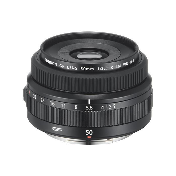 《新品》 FUJIFILM (フジフイルム) フジノン GF50mm F3.5 R LM WR [ Lens | 交換レンズ ]【KK9N0D18P】