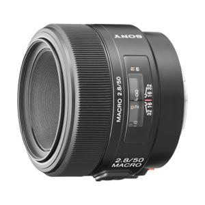 《新品》 SONY(ソニー) 50mm F2.8マクロ SAL50M28[ Lens | 交換レンズ ]【KK9N0D18P】