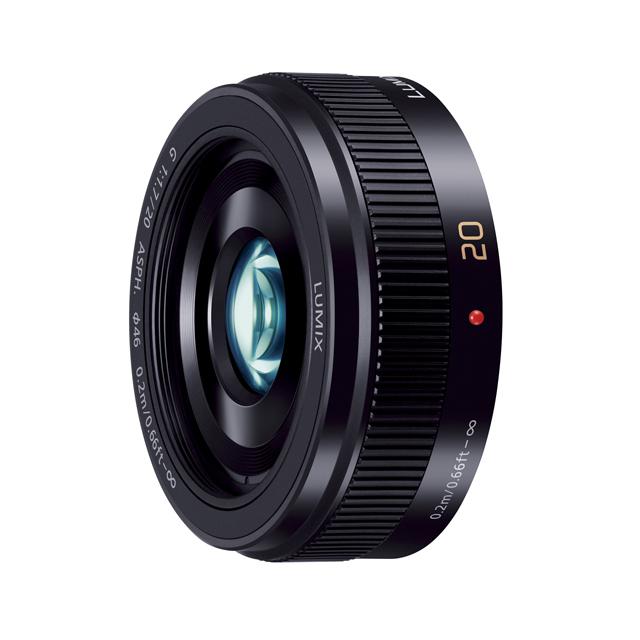 【代引き手数料無料!】 《新品》 Panasonic(パナソニック)LUMIX G 20mm F1.7 II ASPH. ブラック[ Lens | 交換レンズ ] 【KK9N0D18P】