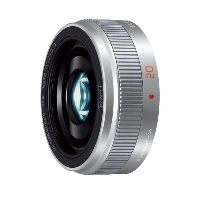 《新品》 Panasonic(パナソニック)LUMIX G 20mm F1.7 II ASPH. シルバー[ Lens | 交換レンズ ] 【KK9N0D18P】