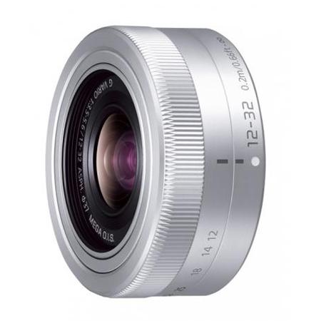 《新品》 Panasonic(パナソニック) LUMIX G VARIO12-32mm F3.5-5.6 ASPH. MEGA O.I.S. H-FS12032 シルバー [ Lens | 交換レンズ ]【KK9N0D18P】