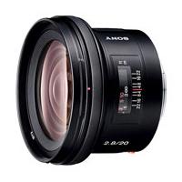 《新品》 SONY(ソニー) 20mm F2.8 SAL20F28〔メーカー取寄品〕[ Lens   交換レンズ ]【KK9N0D18P】