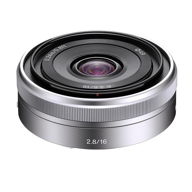 《新品》 SONY (ソニー) E 16mm F2.8 SEL16F28[ Lens | 交換レンズ ]【KK9N0D18P】