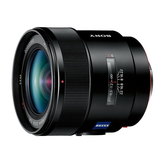《新品》 SONY(ソニー) Distagon T* 24mm F2 ZA SSM SAL24F20Z[ Lens | 交換レンズ ]【KK9N0D18P】
