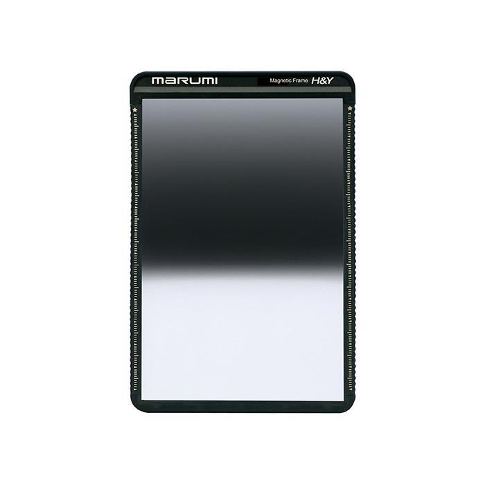 《新品アクセサリー》 marumi(マルミ)角形フィルター 100x150 リバースグラデーション ND16【KK9N0D18P】