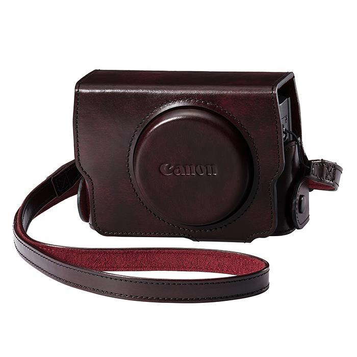 《新品アクセサリー》 Canon(キヤノン) ソフトケース CSC-G8 ブラウン【KK9N0D18P】
