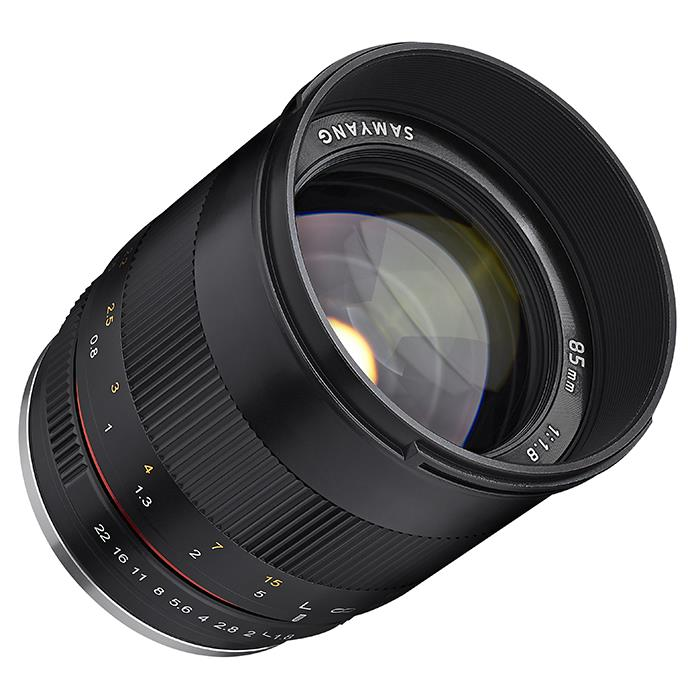 《新品》SAMYANG (サムヤン) 85mm F1.8 (EOS M用) 【¥3,000-キャッシュバック対象】【KK9N0D18P】[ Lens   交換レンズ ]