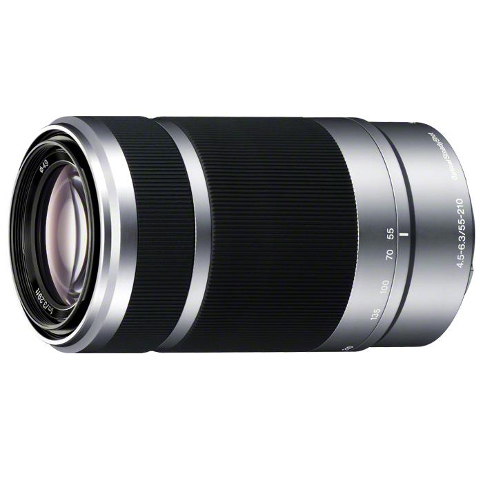《新品》 SONY(ソニー) E 55-210mm F4.5-6.3 OSS SEL55210 [ Lens | 交換レンズ ]【KK9N0D18P】