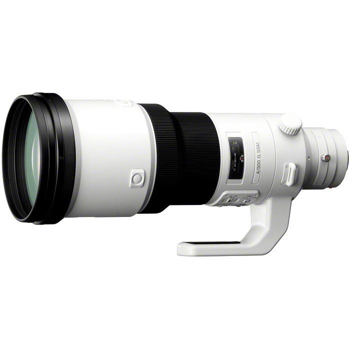 《新品》 SONY (ソニー) 500mm F4 G SSM SAL500F40G〔受注生産:1ヶ月半-2ヶ月でお届け〕[ Lens | 交換レンズ ]【KK9N0D18P】