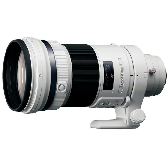 《新品》 SONY(ソニー) 300mm F2.8 G SSM II SAL300F28G2[ Lens | 交換レンズ ]〔受注生産〕【KK9N0D18P】