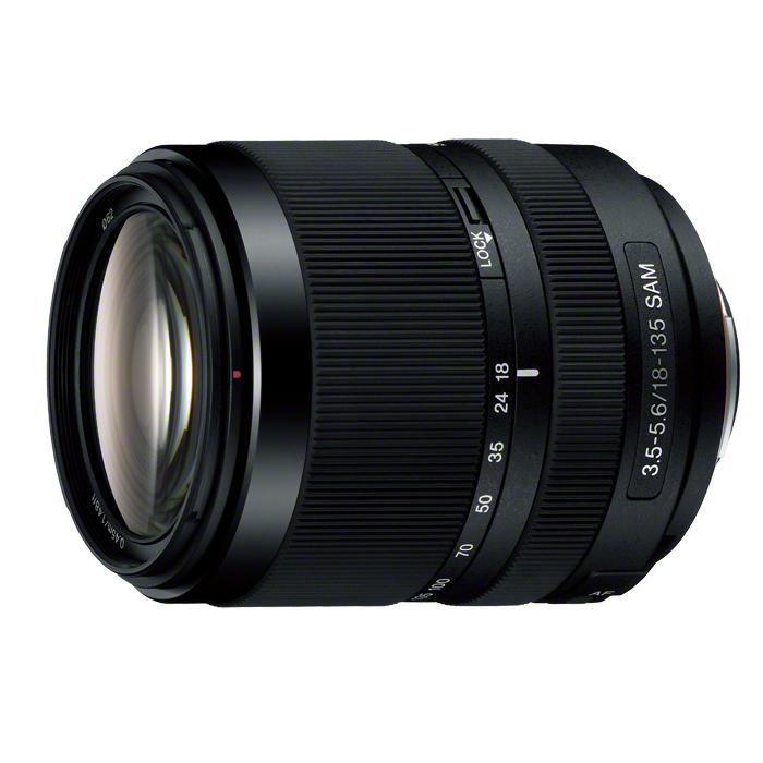 《新品》 SONY(ソニー) DT18-135mm F3.5-5.6 SAM SAL18135[ Lens | 交換レンズ ]【KK9N0D18P】