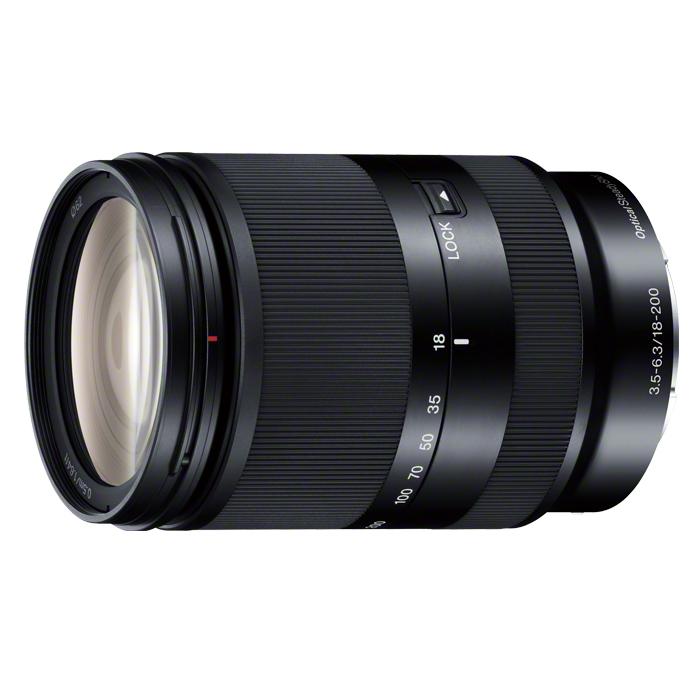 《新品》 SONY(ソニー) E 18-200mm F3.5-6.3 OSS LE SEL18200LE[ Lens | 交換レンズ ]【KK9N0D18P】