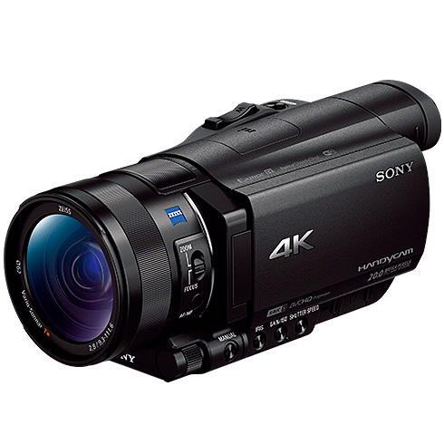 《新品》 SONY(ソニー) デジタル4Kビデオカメラレコーダー HANDYCAM FDR-AX100[ ビデオカメラ ]【KK9N0D18P】