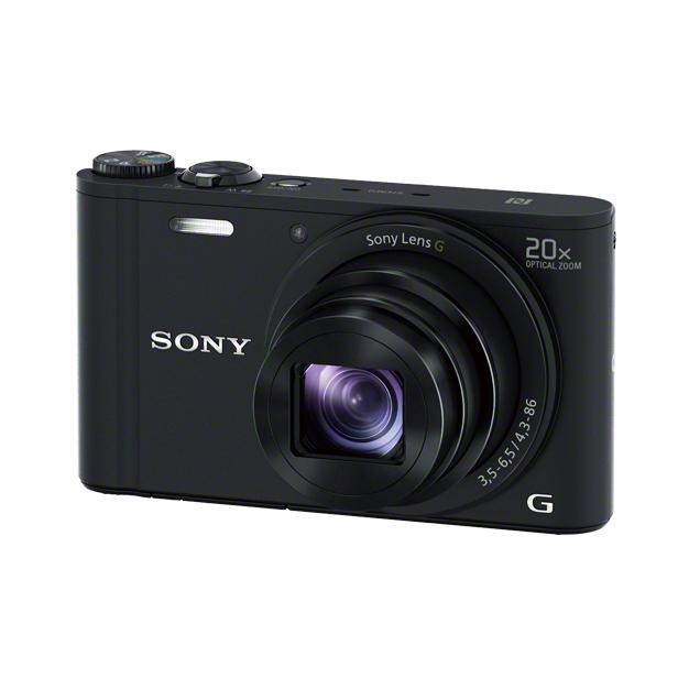 《新品》 SONY(ソニー) Cyber-shot DSC-WX350 BC ブラック[ コンパクトデジタルカメラ ]【KK9N0D18P】