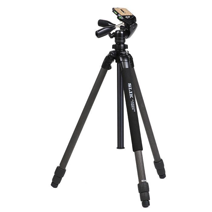 《新品アクセサリー》 SLIK (スリック) ライトカーボン E93 【KK9N0D18P】【MapCamera購入特典!メーカー保証2年付き】