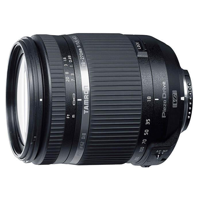 《新品》 TAMRON【KK9N0D18P】 (タムロン) 《新品》 18-270mm F3.5-6.3 DiII Lens VC PZD TS B008TSN(ニコン用)[ Lens | 交換レンズ ]【KK9N0D18P】, 今金町:7aac571a --- yoka.co.id