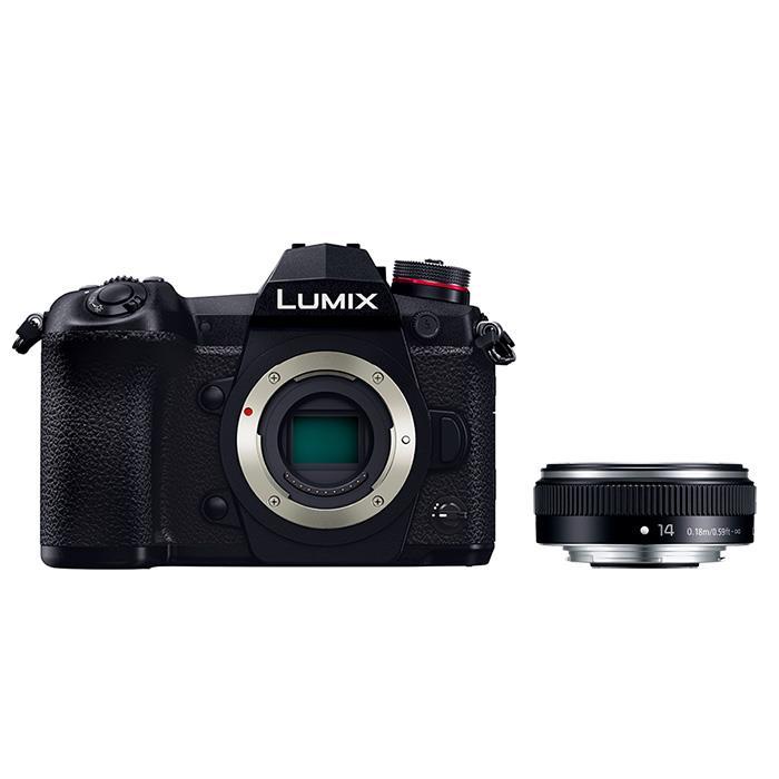 【あす楽】《新品》Panasonic (パナソニック) LUMIX DC-G9 PRO + G 14mm F2.5 II ASPH. 〔マップカメラオリジナルセット〕【MapCameraオリジナルご購入特典付】[ ミラーレス一眼カメラ | デジタル一眼カメラ | デジタルカメラ ] 【KK9N0D18P】