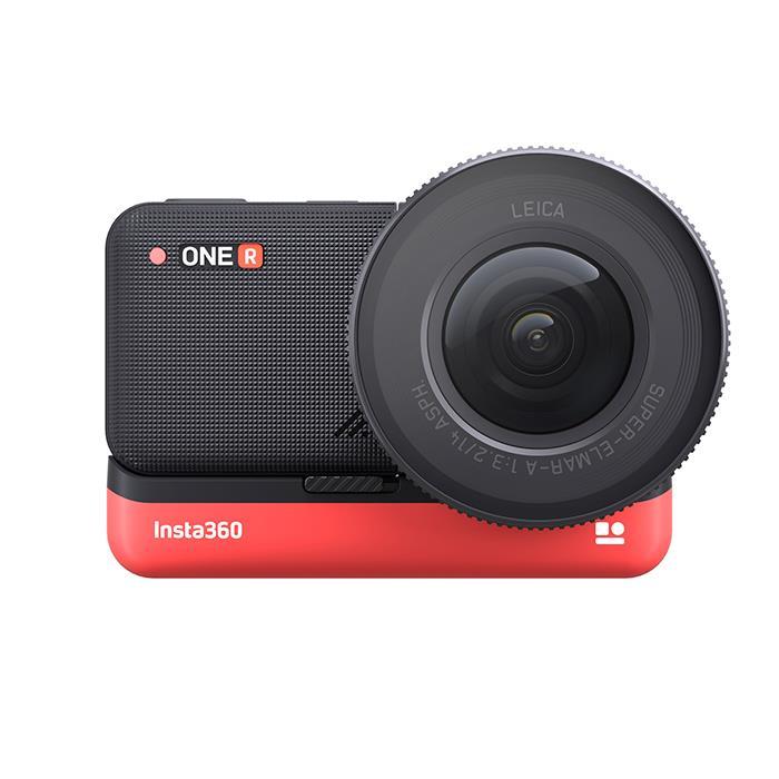《新品》 Insta360 (インスタサンロクマル) ONE R 1-Inch Edition CINAKGP/B[ ウェアラブルカメラ ]【KK9N0D18P】