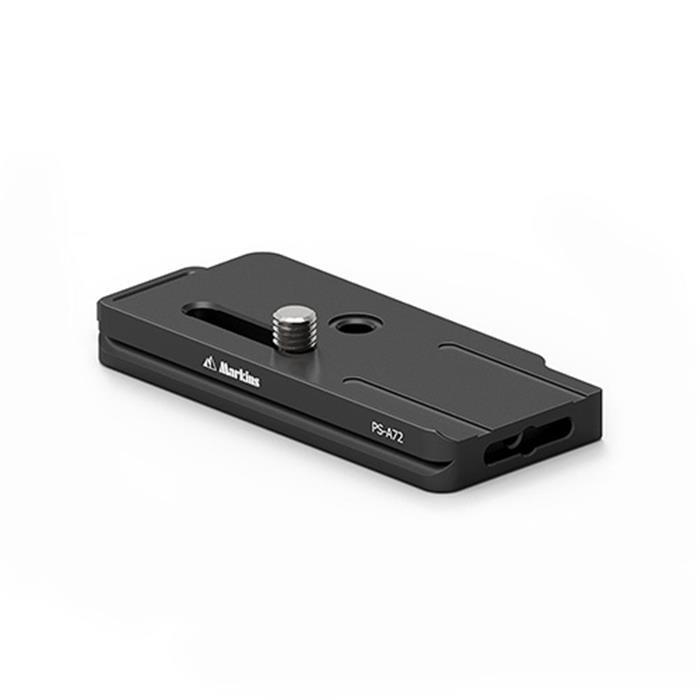 《新品アクセサリー》 Markins(マーキンス) PS-A72 ソニー α7II カメラプレート〔アルカスイス互換〕【KK9N0D18P】