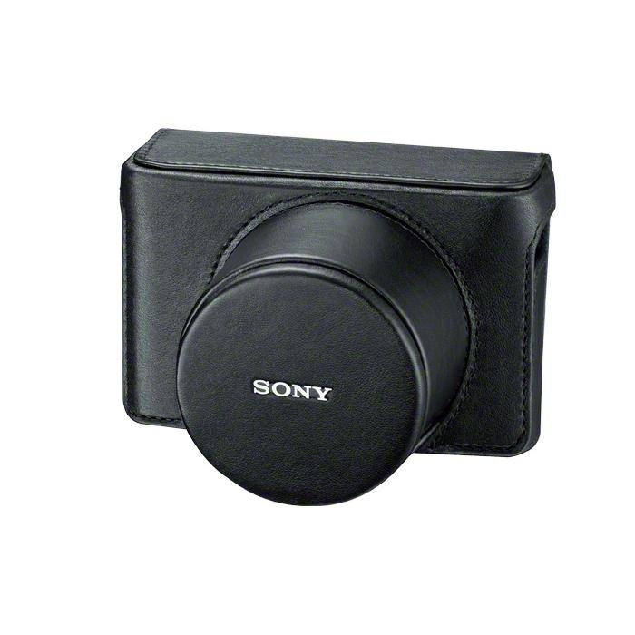 【あす楽】《新品アクセサリー》 SONY(ソニー) ジャケットケースLCJ-RXB【特価品/在庫限り(生産完了品)】【KK9N0D18P】