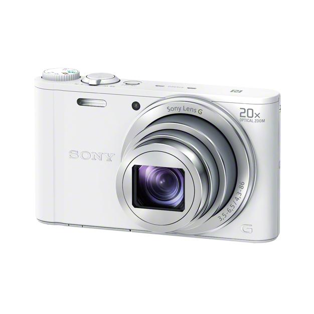 《新品》 SONY(ソニー) Cyber-shot DSC-WX350 WC ホワイト[ コンパクトデジタルカメラ ]【KK9N0D18P】