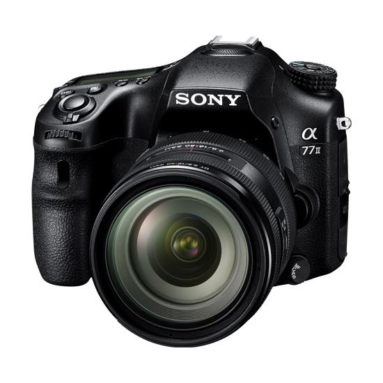 《新品》 SONY(ソニー) α77IIズームレンズキット ILCA-77M2Q [ デジタル一眼カメラ | デジタルカメラ ]【KK9N0D18P】