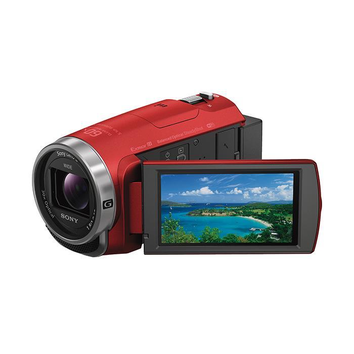 《新品》SONY (ソニー) デジタルHDビデオカメラレコーダー HDR-CX680 R レッド[ ビデオカメラ ] 【KK9N0D18P】