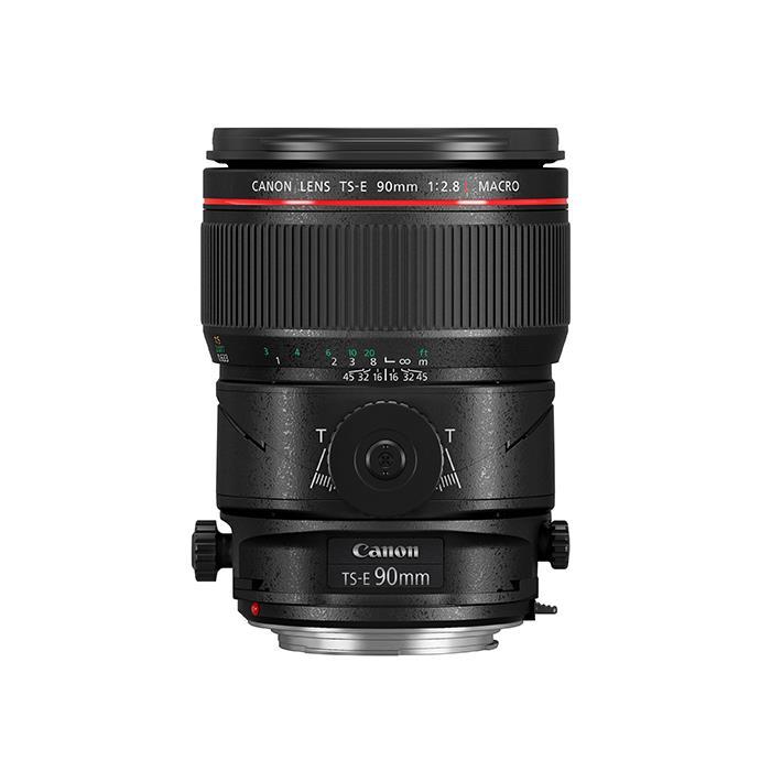 《新品》 Canon (キヤノン) TS-E90mm F2.8L マクロ 【KK9N0D18P】