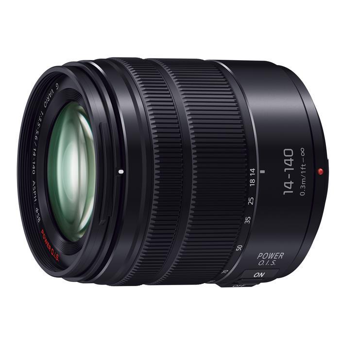 《新品》 Panasonic (パナソニック) LUMIX G VARIO 14-140mm F3.5-5.6 II ASPH. POWER O.I.S H-FSA14140[ Lens | 交換レンズ ]【KK9N0D18P】