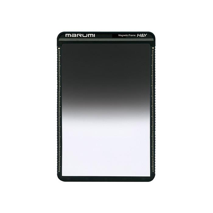 《新品アクセサリー》 marumi(マルミ)角形フィルター 100x150 ソフトグラデーション ND8 【KK9N0D18P】