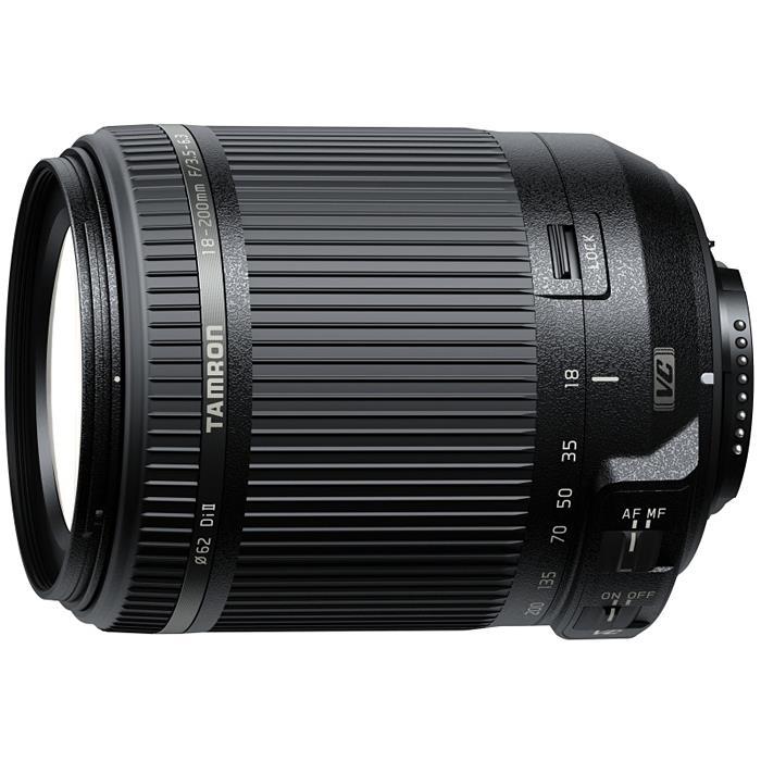 《新品》 TAMRON(タムロン) 18-200mm F3.5-6.3 DiII VC(キヤノン用)[ Lens | 交換レンズ ]【KK9N0D18P】