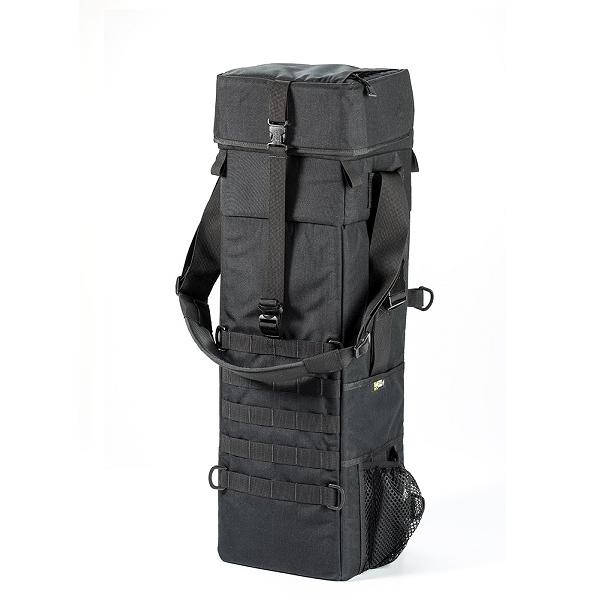 【あす楽】《新品アクセサリー》 LensCoat(レンズコート) ロングレンズバッグ 4X パンダブル ブラック【特価品/在庫限り】