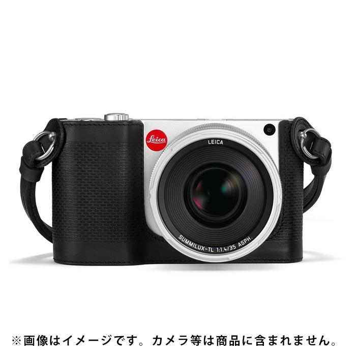 《新品アクセサリー》 Leica(ライカ) TL用プロテクター ブラック【KK9N0D18P】