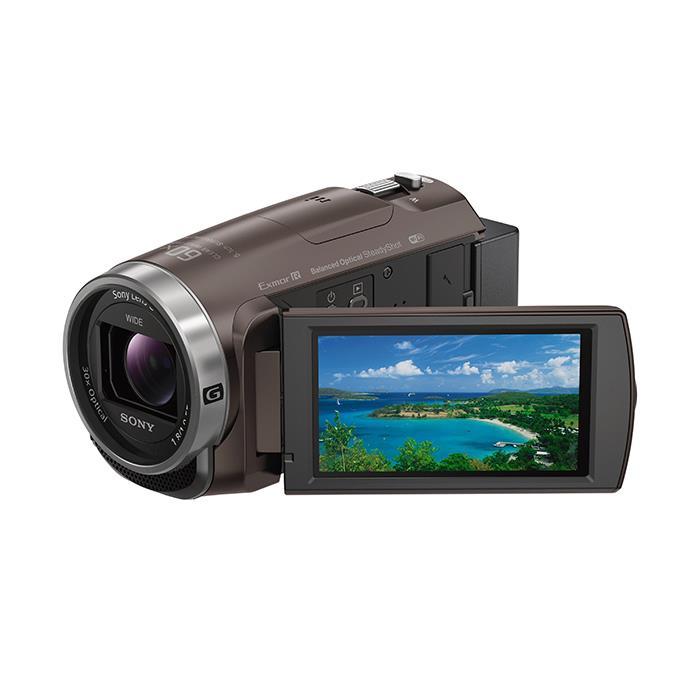 《新品》SONY (ソニー) デジタルHDビデオカメラレコーダー HDR-CX680 TI ブラウン[ ビデオカメラ ] 【KK9N0D18P】