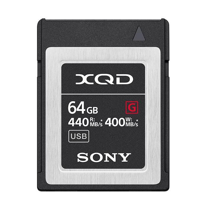 《新品アクセサリー》 SONY (ソニー) XQDメモリーカード Gシリーズ 64GB QD-G64F【KK9N0D18P】