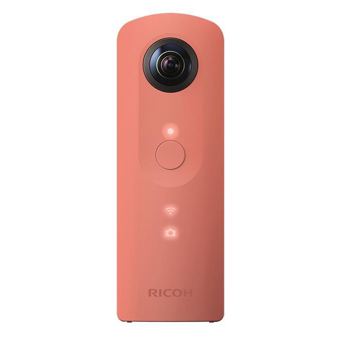 《新品》 RICOH(リコー) THETA SC ピンク[ コンパクトデジタルカメラ ][オススメレンズ一体型カメラ特集]【KK9N0D18P】