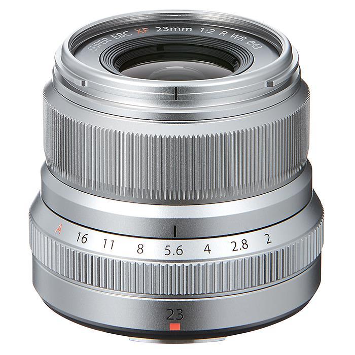 《新品》 FUJIFILM(フジフイルム) フジノン XF23mm F2 R WR シルバー【¥5,000-キャッシュバック対象】【KK9N0D18P】