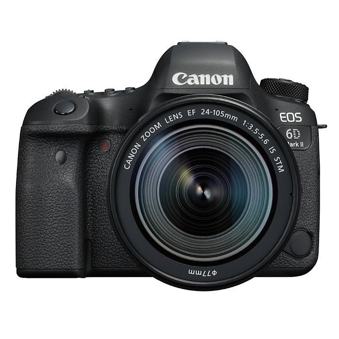 《新品》 Canon(キヤノン) EOS 6D Mark II EF24-105 IS STM レンズキット[ デジタル一眼レフカメラ | デジタル一眼カメラ | デジタルカメラ ]【KK9N0D18P】