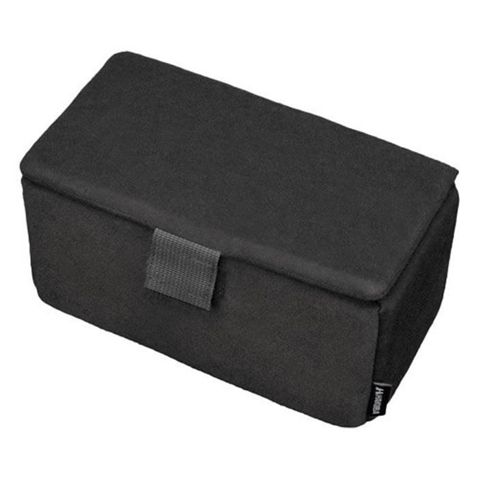 全店販売中 代引き手数料無料 《新品アクセサリー》 HAKUBA ハクバ 開店祝い KK9N0D18P インナーソフトボックス200 ブラック