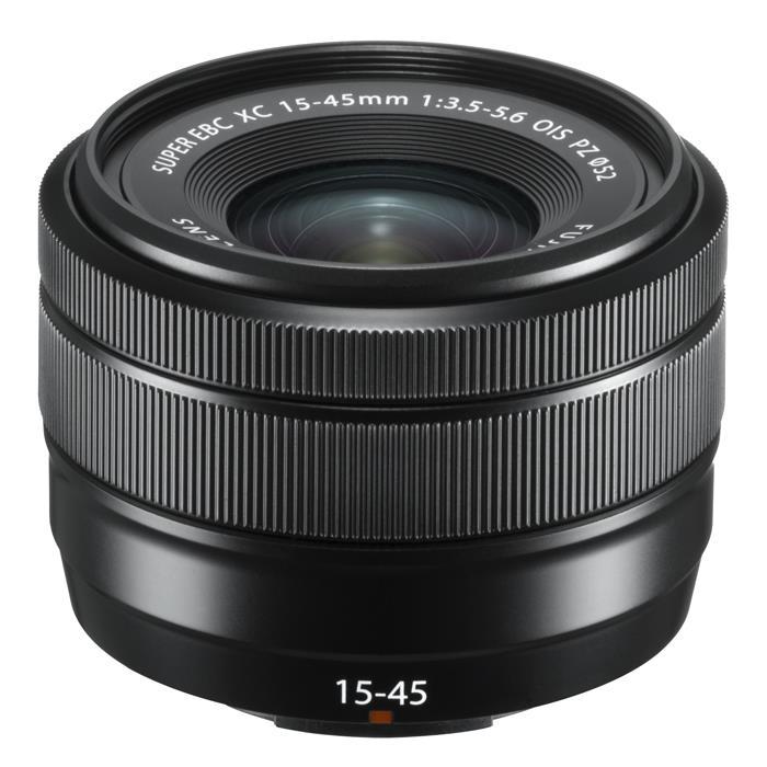 《新品》 FUJIFILM(フジフイルム) フジノン XC15-45mm F3.5-5.6 OIS PZ ブラック[ Lens | 交換レンズ ]【KK9N0D18P】