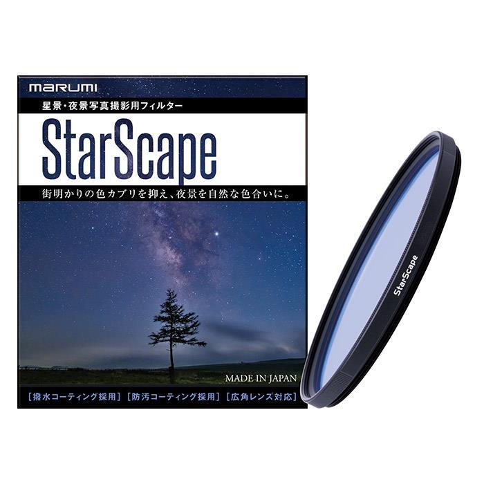 《新品アクセサリー》 marumi(マルミ)StarScape 67mm 【KK9N0D18P】
