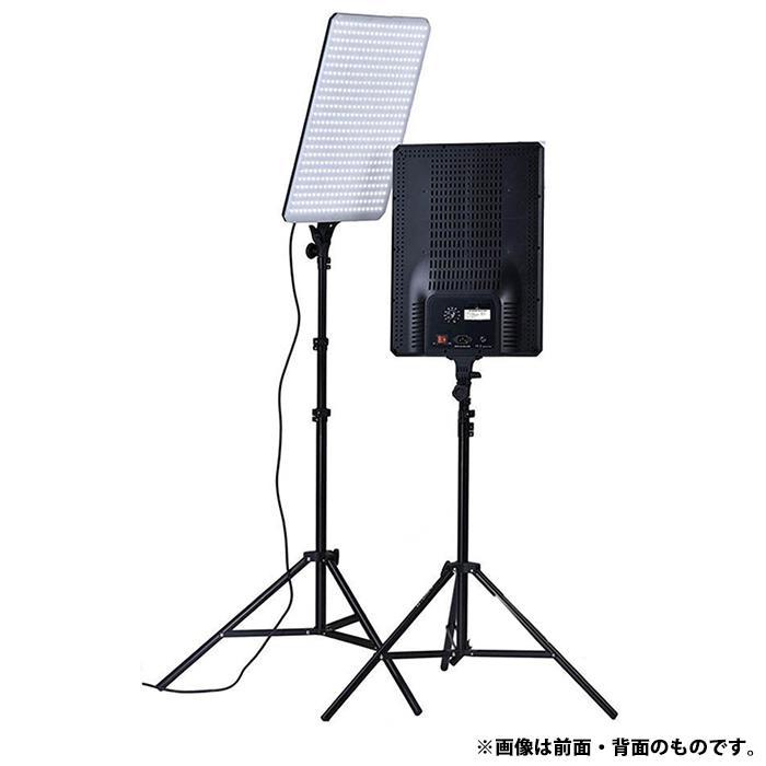 《新品アクセサリー》 LPL (エルピーエル) LEDライトパネルプロ VLF-5400Xスタンド付【KK9N0D18P】〔メーカー取寄品〕