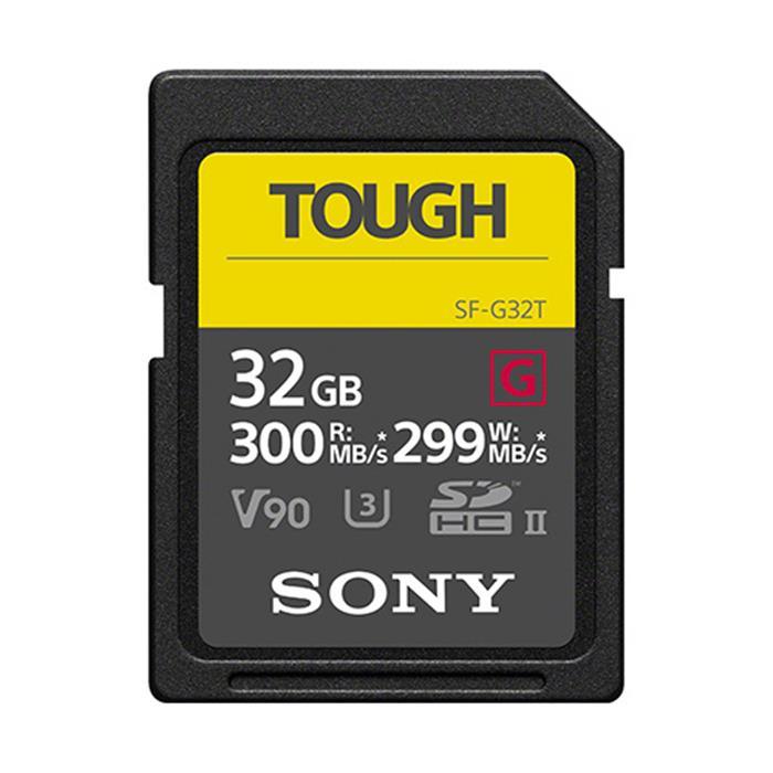 《新品アクセサリー》 SONY (ソニー) TOUGH SDHCカード UHS-II 32GB SF-G32T【KK9N0D18P】